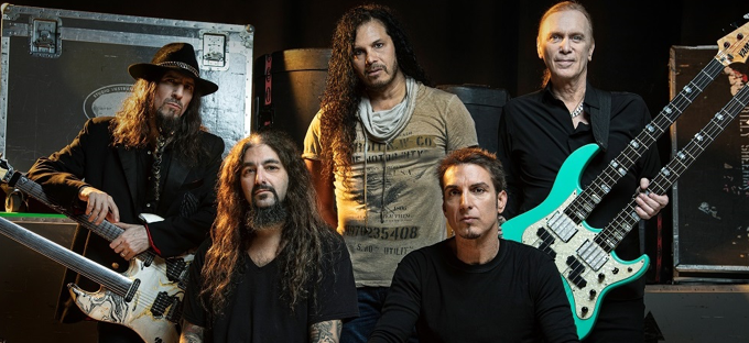 Sons Of Apollo: turnê sul americana é adiada para abril de 2021